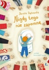 Okładka książki Nigdy tego nie zapomnę Renata Piątkowska