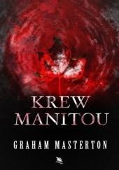Okładka książki Krew Manitou Graham Masterton