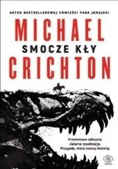 Okładka książki Smocze kły Michael Crichton