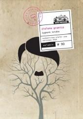 Okładka książki Zielona granica Zygmunt Sztaba
