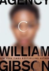 Okładka książki Agency William Gibson