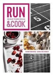 Okładka książki Run&Cook Jagoda Podkowska