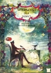 Okładka książki Wierszyki dla dzieci Julian Tuwim,Jan Marcin Szancer