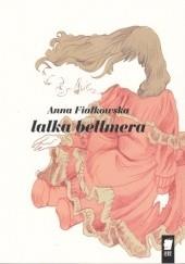 Okładka książki lalka bellmera Anna Fiałkowska