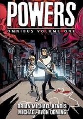 Okładka książki Powers Omnibus Vol. 1 Brian Michael Bendis,Michael Avon Oeming