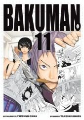 Okładka książki Bakuman #11 Tsugumi Ohba,Takeshi Obata