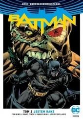 Okładka książki Batman: Jestem Bane David Finch,Tom King,Danny Miki,Jordie Bellaire
