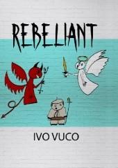 Okładka książki Rebeliant Ivo Vuco