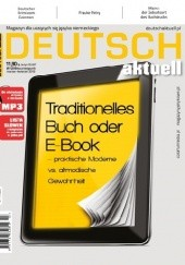 Okładka książki Deutsch Aktuell 87/2018 Redakcja magazynu Deutsch Aktuell