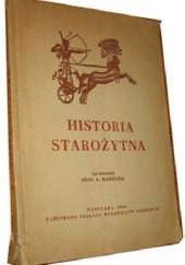 Okładka książki Historia starożytna Aleksander Miszulin