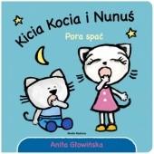 Okładka książki Kicia Kocia i Nunuś. Pora spać Anita Głowińska