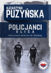 Okładka książki Policjanci. Ulica Katarzyna Puzyńska