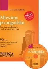 Okładka książki Mówimy po angielsku. Kurs dla początkujących i średnio zaawansowanych Leon Leszek Szkutnik