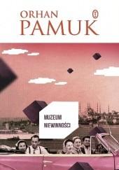 Okładka książki Muzeum niewinności Orhan Pamuk