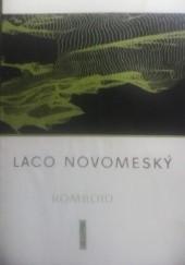 Okładka książki Romboid Laco Novomeský