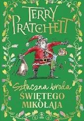 Okładka książki Sztuczna broda Świętego Mikołaja Terry Pratchett
