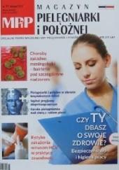 Okładka książki Magazyn pielęgniarki i położnej praca zbiorowa