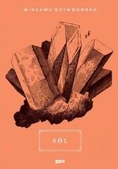 Okładka książki Sól Wisława Szymborska