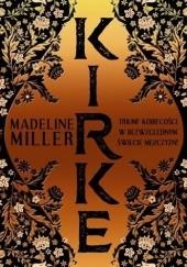 Okładka książki Kirke Madeline Miller
