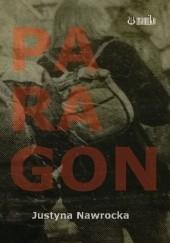 Okładka książki Paragon Justyna Nawrocka