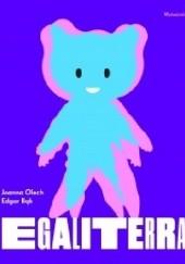 Okładka książki Egaliterra Joanna Olech,Edgar Bąk