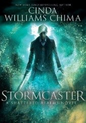Okładka książki Stormcaster Cinda Williams Chima