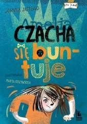 Okładka książki Czacha się buntuje Joanna Jagiełło
