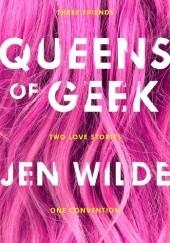 Okładka książki Queens of Geek Jen Wilde