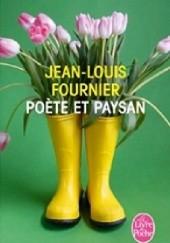 Okładka książki Poète et paysan Jean-Louis Fournier