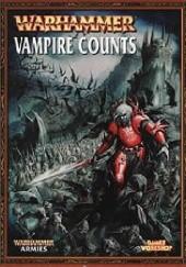 Okładka książki Warhammer Armies: Vampire Counts Gavin Thorpe,Gav Thorpe