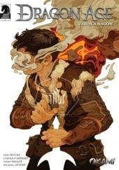 Okładka książki Dragon Age: Zabójca magów #03 Greg Rucka,Michael Atiyeh,Carmen Carnero,Terry Pallot