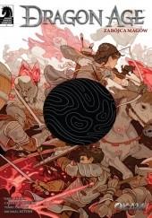 Okładka książki Dragon Age: Zabójca magów #05 Greg Rucka,Michael Atiyeh,Carmen Carnero,Terry Pallot