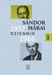 Okładka książki Dziennik 1957-1966 Sándor Márai