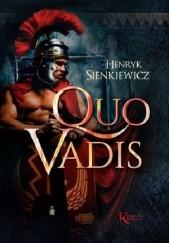 Okładka książki Quo vadis Henryk Sienkiewicz
