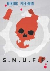 Okładka książki S.N.U.F.F. Wiktor Pielewin