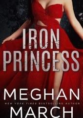 Okładka książki Iron Princess Meghan March