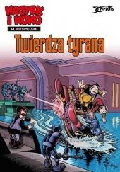 Okładka książki Kajtek i Koko w kosmosie - 2 - Twierdza tyrana Janusz Christa