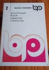 Okładka książki Rozwój somatyczny i motoryczny Ryszard Przewęda