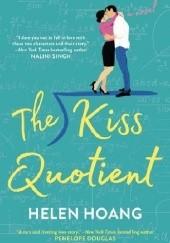 Okładka książki The Kiss Quotient Helen Hoang