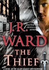 Okładka książki The Thief J.R. Ward