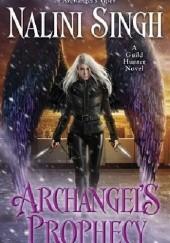 Okładka książki Archangel's Prophecy Nalini Singh