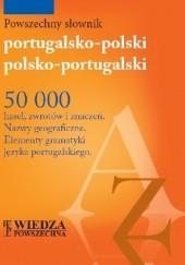 Okładka książki Powszechny słownik portugalsko-polski, polsko-portugalski Dorota Bogutyn,Bożenna Papis