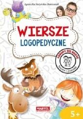 Okładka książki Wiersze logopedyczne Agnieszka Nożyńska-Demianiuk