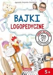 Okładka książki Bajki logopedyczne Agnieszka Nożyńska-Demianiuk