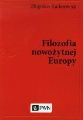 Okładka książki Filozofia Nowożytnej Europy Zbigniew Kuderowicz