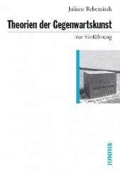 Okładka książki Theorien der Gegenwartskunst zur Einführung Juliane Rebentisch
