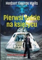 Okładka książki Pierwsi ludzie na księżycu Herbert George Wells