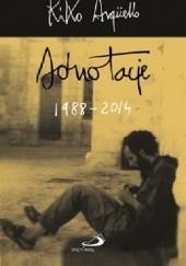 Okładka książki Adnotacje 1988-2014 Kiko Arguello