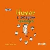 Okładka książki Humor z zeszytów szkolnych Przemysław Słowiński