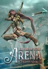 Okładka książki Arena Krzysztof Bonk